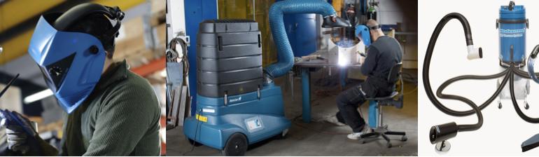Nederman – tööstuslikud ventilatsiooniseadmed